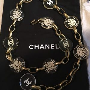 CHANEL Accessories - Authentic Chanel Chain Belt